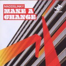 Maddslinky - Make A Change NEW CD