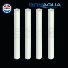 "20"" x 2.5"" Sediment Water Filter 5 Micron Whole House Cartridges Set of 4"