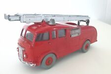 Dinky Toys Commer Fire Engine with Ladder Post War Dinky Toys Emergency Vehicle