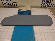FORD NOS E3ZZ-7604104-A4S Sun Visor Blue for Some Mustang Has a Tiny Cut See Pic