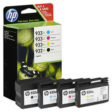HP 933XL 932 XL ORIGINAL MULTIPACK DRUCKER PATRONEN Tinte 6100 6600 6700
