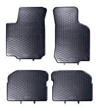 Tappetini in gomma su misura per VW Golf 4 IV 1J 1997-2006 set completo nero