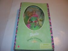 NIB Simply Charming Barbie With Free Bracelet Special Edition 54241