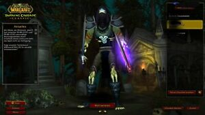 World of Warcraft / WoW TBC Clasic Account / TBC Account  / Classic Account