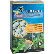 CERAMIQUE DE FILTRATION FLAMINGO 550GR/1L