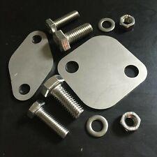 EGR Valve Removal Kit Mazda MX-5 1994-05 MK1 MK2 MK2.5 MX5 Stainless Steel