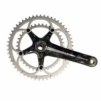 Campagnolo Chorus 10 Speed Ultra Torque Carbon Chainset For Road Cycling