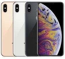 Apple iPhone XS Max 64GB 256GB 512GB Unlocked AT&T T-Mobile Sprint Verizon