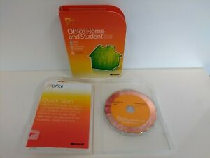 Microsoft Office 2010 Home & Student 3-User DVD 79G-01900 Word,Excel,PowerPoint