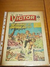 VICTOR #632 31ST MARCH 1973 BRITISH WEEKLY DC THOMSON MAGAZINE