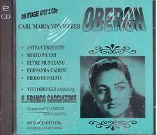 Weber: Oberon / Gui, Cerquetti, Picchi, Milano 24.10.1957- CD