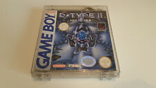 R-Type 2 Chinese CHN original Gameboy in ACRYLGLASBOX Ultra rare