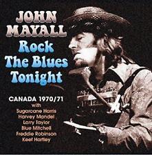 John Mayall - Rock The Blues Tonight (NEW 2CD)