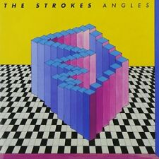 The Strokes - Angles (2011)  CD  NEW/SEALED  SPEEDYPOST