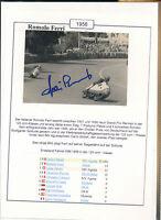 565161 / Motorrad Foto  Autogramm ROMOLO FERRI