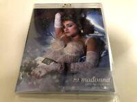 Madonna Live The Virgin Tour 1985 Pro-shot Blu-ray Case 1 Disc 12 Tracks Detroit
