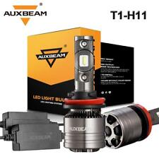 Auxbeam H8 H9 H11 70W 8000LM LED Headlight Hi/Lo Beam Bulbs Conversion Kit 6000K