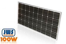 Solarpanel Solarmodul 100W 12V 12Volt 100Watt Wohnwagen Wohnmobil MONOKRISTALLIN