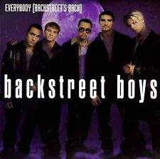 Everybody 1998 by Backstreet Boys - Disc Only No Case