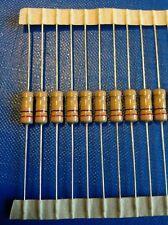 270K CARBON Resistore a film, 1 Watt, 5% - Set di 10