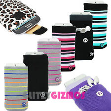 PROTECT IT WOOLLY SOFT SOCK COVER CASE POUCH FOR MOBILE PHONES/iPOD/MP3 DEVICES