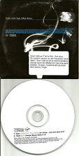 SVEN VATH w/ MISS KITTIN Je T'aime & Design RARE EDIT 2001 UK PROMO CD Single