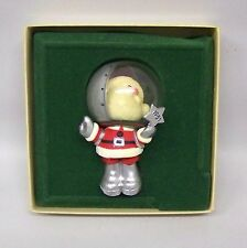 """1981 Hallmark Keepsake Ornament """" Space Santa """""""