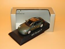 Porsche 911 Targa 4 (997) Grün met. 1:43 Minichamps bei KK-Modellfahrzeughandel