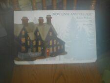 Dept 56 New England Village Salem Willows The Gables Nib *Still Sealed* + Access