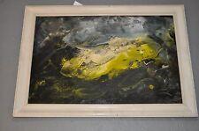 Greg Navratil art underwater 1969