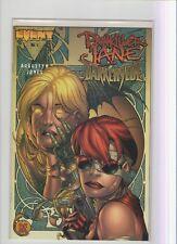 Painkiller Jane & Darkchylde #1 - Dynamic Forces Variant - 1994 (Sealed) WH