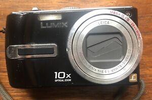 Panasonic LUMIX DMC-TZ3 7.2MP Digital Camera Only No Battery untested