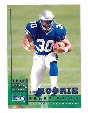 1998 Leaf Rookies & Stars Ahman Green