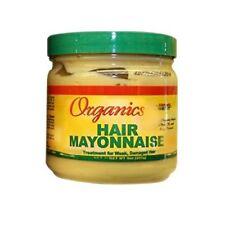 Africa's Best Organics Hair Mayonnaise Treatment For Weak, Damaged hair 255g