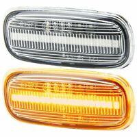 LED SEITENBLINKER für AUDI A2 8Z | A3 8L | A4 8D | A6 C5 | KLARGLAS [7316]