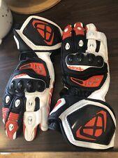 Ixon RS Genius 2 Race Gloves. Used. RRP £199. 6