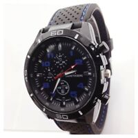 GT Maenner Armbanduhr Silikon Uhr Mann Sport Uhr Beilaeufige Uhren Radfahren OE