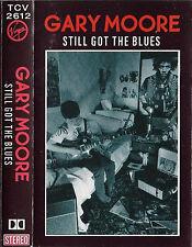 GARY MOORE STILL GOT THE BLUES CASSETTE ALBERT KING COLLINS GEORGE HARRISON