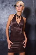 Cocktailkleid Kleid Minikleid Neckholder Blogger Silvester Weihnachten Abikleid