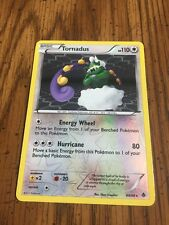Pokemon Tornadus Reverse Holo 89/98 M/NM