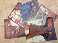5 Vintage Golden Hands Craft Magazines Knitting Sewing