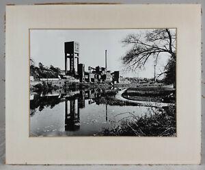 """8 große Fotos von Josef Stoffels  """" Steinkohlezechen """"  1978"""