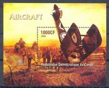 Congo Aviation Postal Stamps