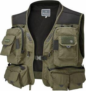 Wychwood Gorge Fly Vest / Fishing