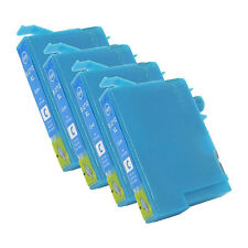 4 Cyan T2712XL non-OEM Ink Cartridge For Epson WorkForce WF-7110DTW
