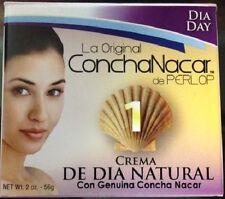 Perlop La original Concha Nacar Crema de Dia Natural 2 oz. 56g