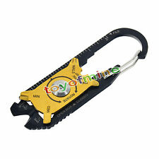 20 In 1 Stainless Steel Screwdriver Wrench Keychain EDC Pocket Multi Tool