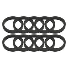 """Aluminium 63-73-762 10-Pack Cyclepro threadless headset spacers 5mm x 1 1//8/"""""""