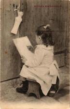 CPA Scenes enfantines. A. BERGERET (674840)
