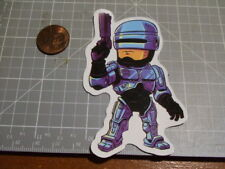 TOON ROBOCOP Sticker / Decal Skateboard Stickers Actual Pattern NEW GLOSSY